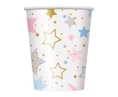 Pappkrus Twinkle Little Star - Festbutikken AS