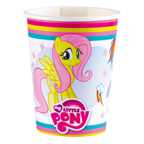 My Little Pony Kopper 8-pk - Festbutikken AS