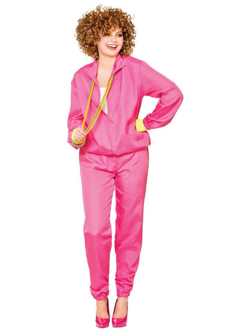 Grilldress Shell Suit Rosa - Festbutikken AS