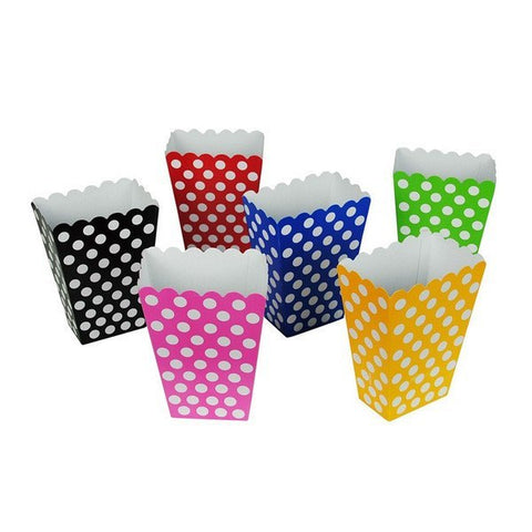 SnacksBox Dots 8-pk - Festbutikken AS