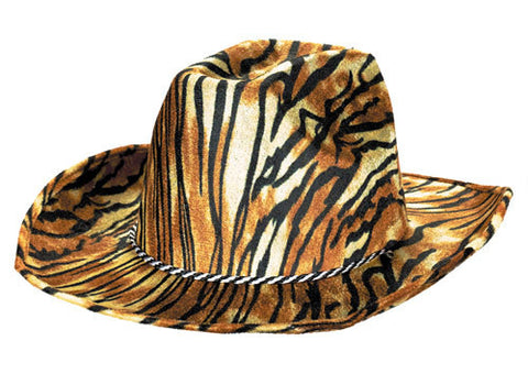 Cowboyhatt Tiger - Festbutikken AS