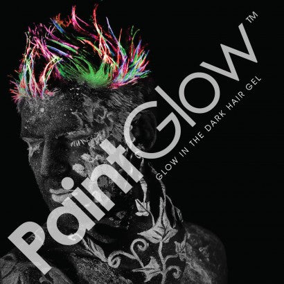 Glow in the Dark Hair Gel - Festbutikken AS