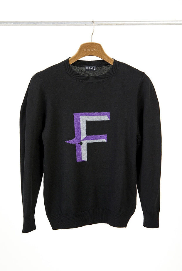 LETTER F - LONG SLEEVE