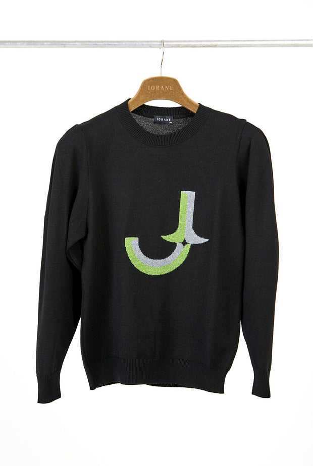 LETTER J - LONG SLEEVE