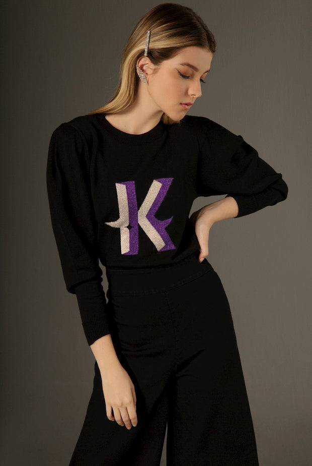 LETTER K - LONG SLEEVE