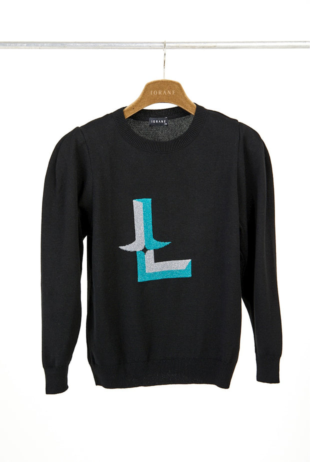 LETTER L - LONG SLEEVE