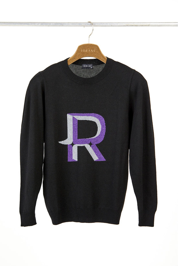 LETTER R - LONG SLEEVE