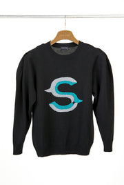 LETTER S - LONG SLEEVE