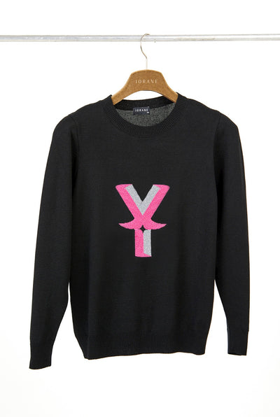 LETTER Y - LONG SLEEVE