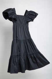 MARIA ANTONIA DRESS - BLACK