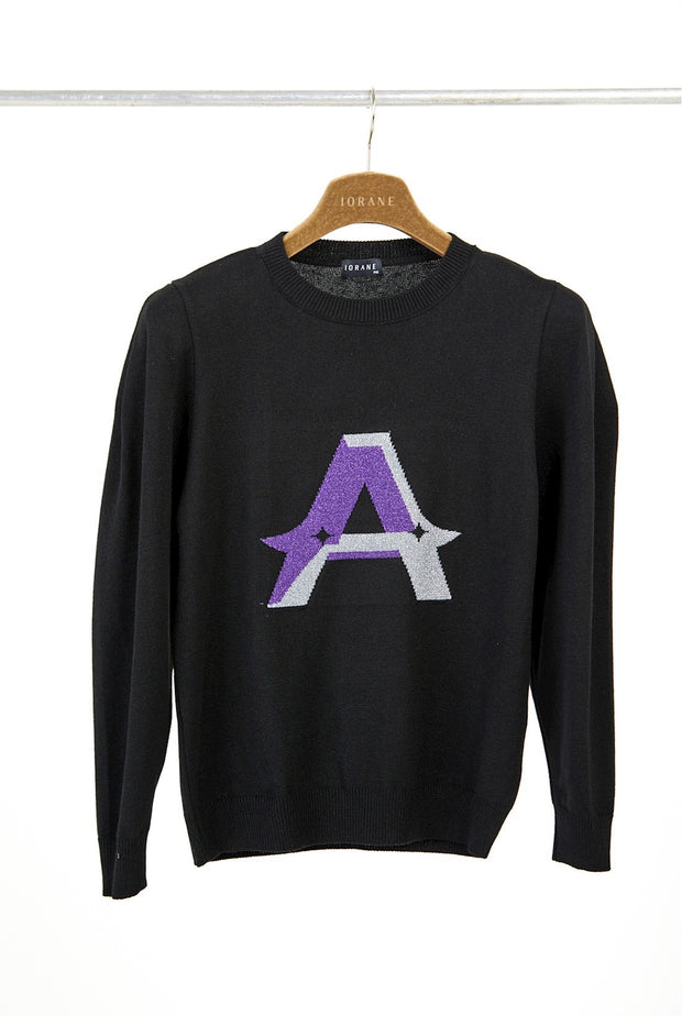 LETTER A - LONG SLEEVE