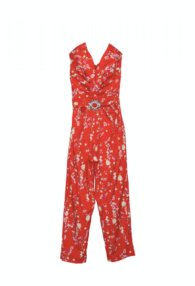 CHERRY JUMPSUIT