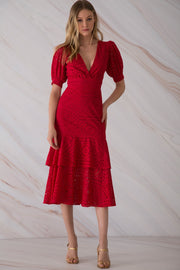 CHELLY LAISE MIDI DRESS