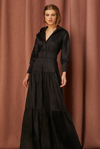 VERITY DRESS - Black