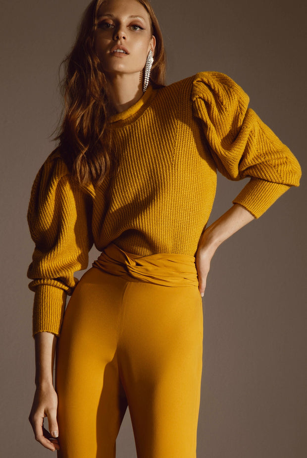 LOREN SWEATER - YELLOW