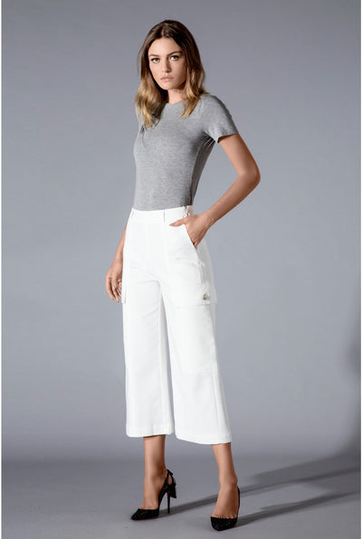 KARLIE PANTS - WHITE