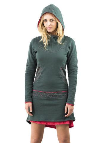 Heimat ::: Hoody Dress
