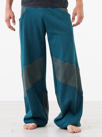 Freetrack ::: Wide Sweat Track Pants