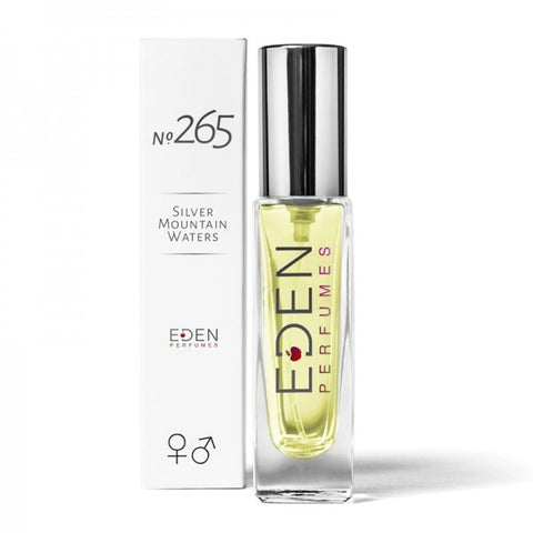 Eden Perfumes No. 265 Unisex Vegan and Ethical Fragrance