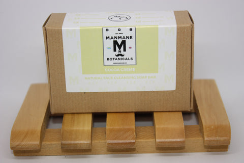Manmane Cocoa Creme Ethical & 100% Natural face Cleansing Soap
