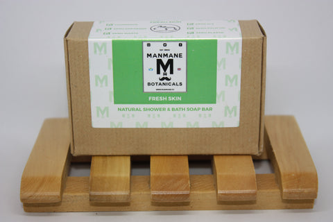 Manmane Fresh Skin Ethical & 100% Natural Shower & Bath soap bar