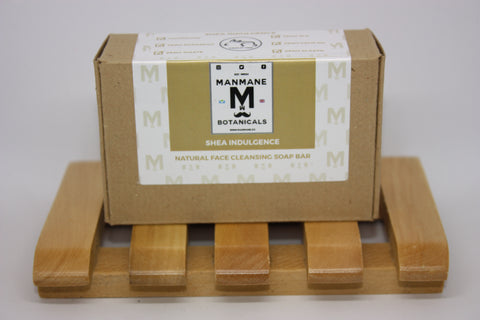 Manmane Shea indulgence Ethical & 100% Natural face Cleansing Soap