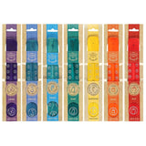 Chakra balancing incense stick holder