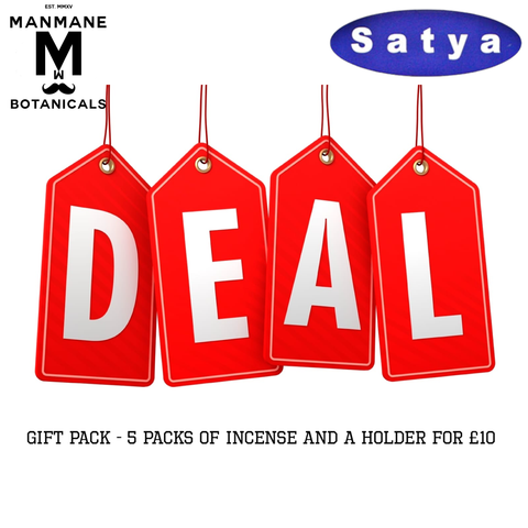 Satya incense Gift pack deal