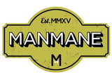 "Manmane "" The Zesty one "" 'Tash Taming' Moustache wax 15g - Manmane  - 3"