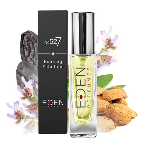 Eden Perfumes ELIXIR No.527 Male/ Unisex Vegan and Ethical Fragrance 30ml