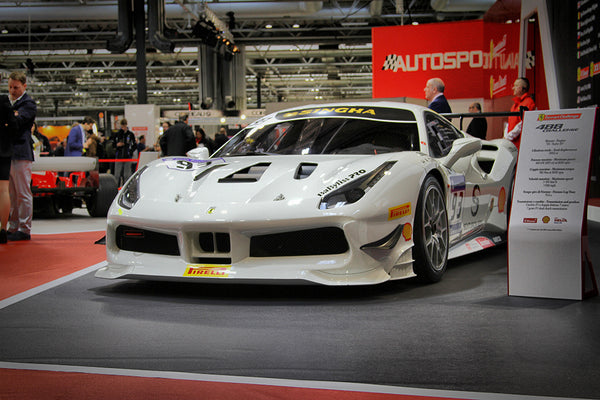 Ferrari at Autosport International