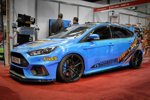 Ford Focus at Autosport International