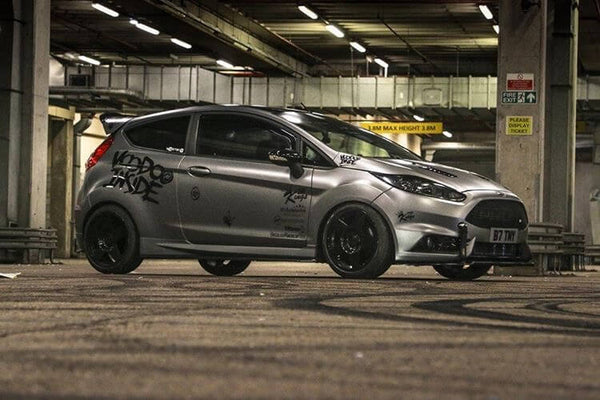 Tommy Blake's Ford Fiesta ST