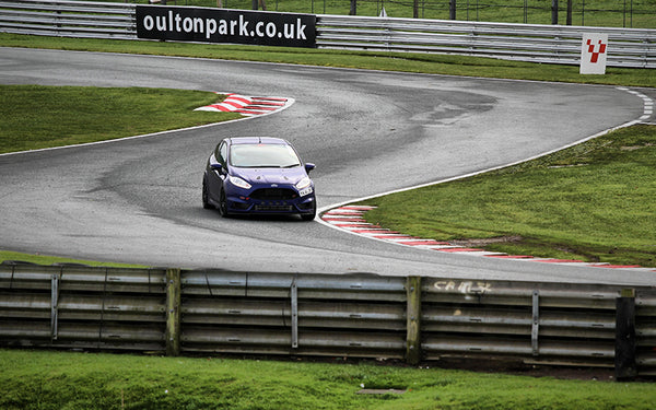 Ford Fiesta ST Racing at Oulton Park