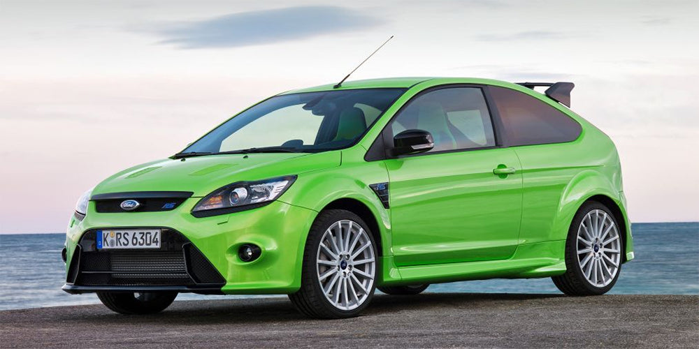 Focus RS Mk2 Tuning and Remaps