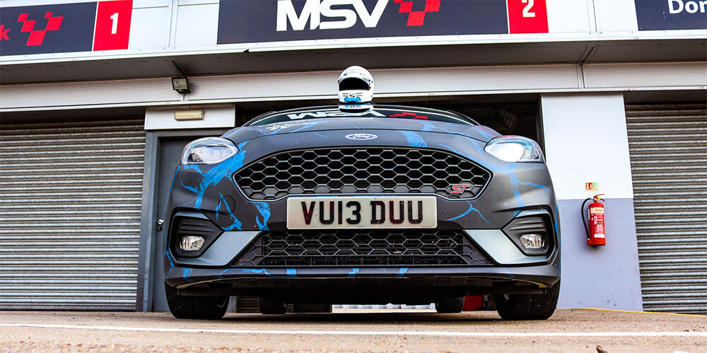 Ford Fiesta ST Mk8 Peron Stage 1 Remap Development