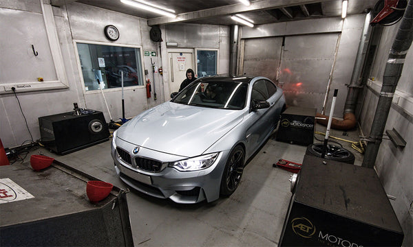 BMW M4 Remap