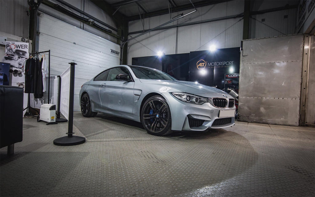 BMW Remaps at AET Motorsport