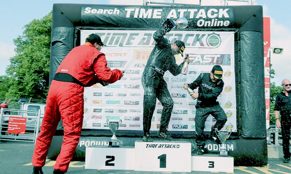 AET Motorsport Podium Finish at Time Attack Championship Round 3