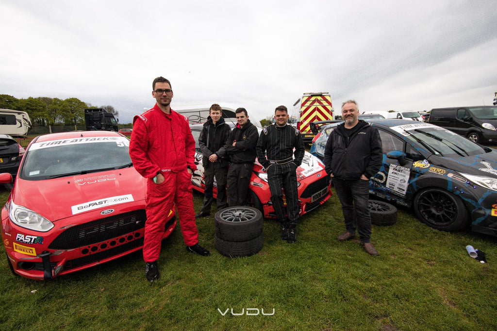 AET Motorsport team at the Time Attack Championship