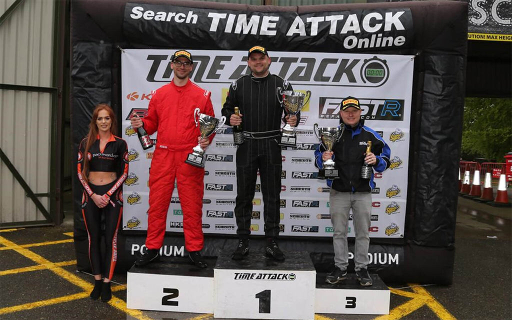 AET Motorsport Stage 1 Winners At The Time Attack Championship