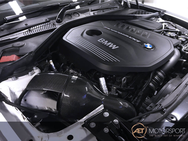 BMW M240i Engine