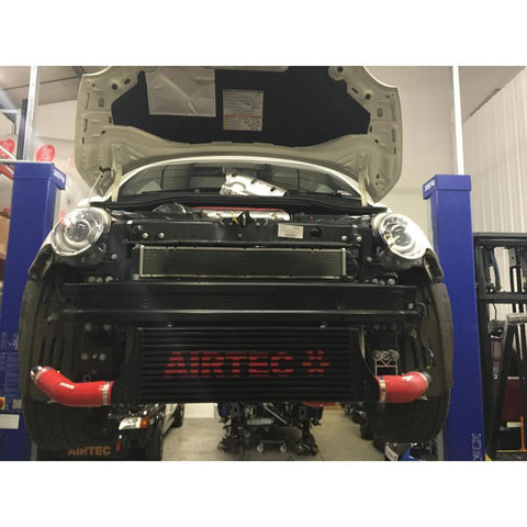 ABARTH 595 AUTO | Airtec intercooler (60mm core)