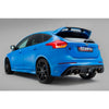 Focus RS Mk3 | Cobra Sport Turbo-Back | Non-Valved | Sports Cat | Res