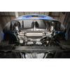 Focus RS Mk3 | Cobra Sport | Non Valved Turbo-Back | Resonated De-Cat