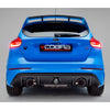 Cobra Sport Non Resonated Turbo Back De-Cat - Non Valved - Focus RS Mk3