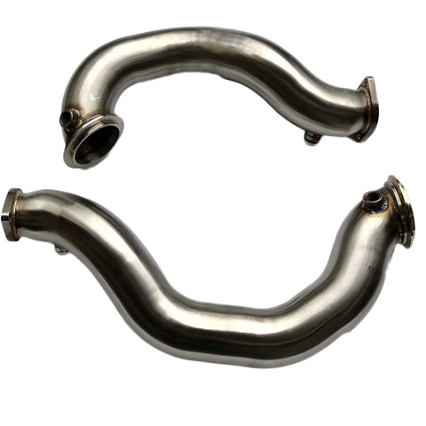 BMW N54 | MTC Motorsport | 135i | 335i Stainless Steel Decat Downpipe