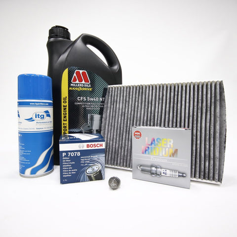 Service Packages - BMW M135i / M235i / 335i