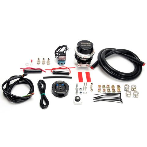 Turbosmart Race Port BOV Controller Kit - Black