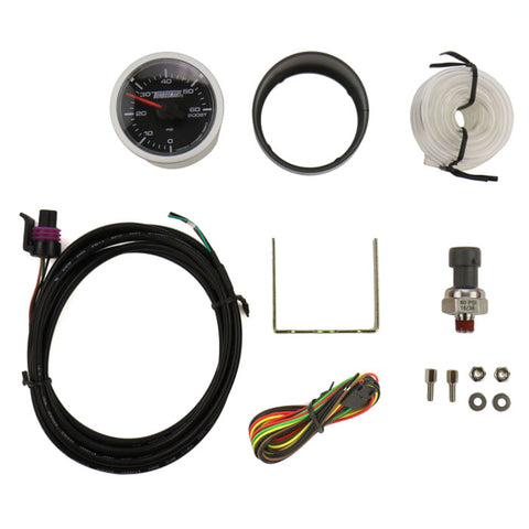 Turbosmart Boost Gauge Electric 0-60 PSI